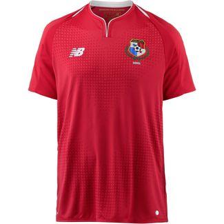 NEW BALANCE Panama 2018 Heim Fußballtrikot Herren pan red
