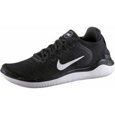 Nike Free RN 2018 Laufschuhe Herren black-white