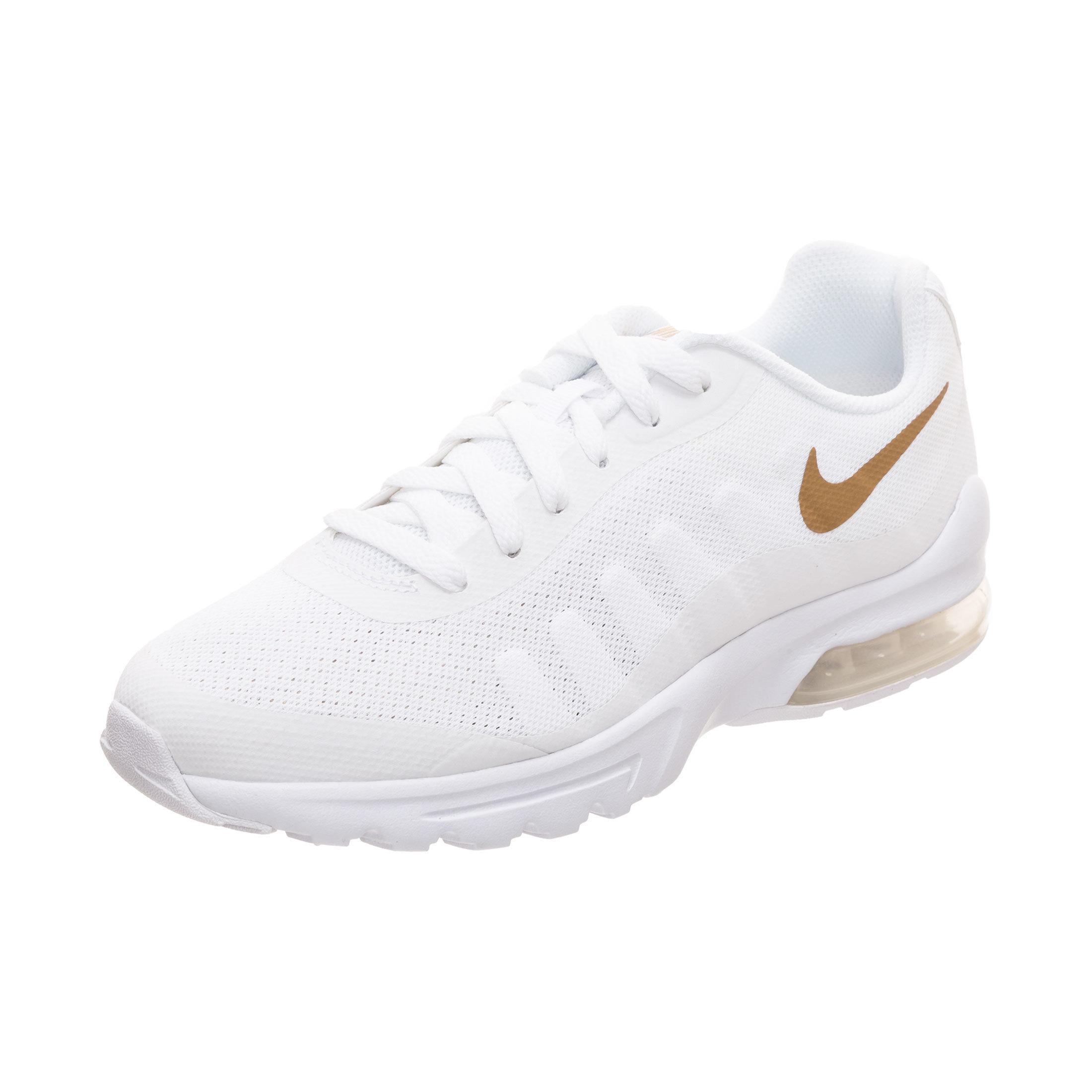 Nike Air Max Invigor Sneaker Kinder weiß / gold im Online Shop von  SportScheck kaufen
