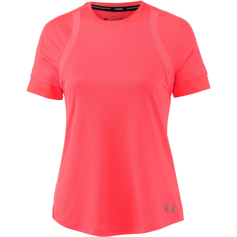 Under Armour HexDelta Laufshirt Damen Funktionsshirts XS Normal