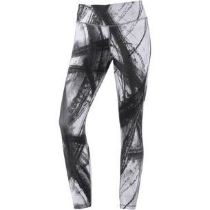 Reebok Lux Bold Tights Damen black