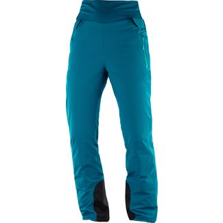 Salomon CATCH Snowboardhose Damen deep-lagoon