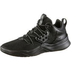 Nike JORDAN DNA Basketballschuhe Herren black-black-black