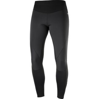 Salomon TRAIL RUNNER Wanderhose Damen black black