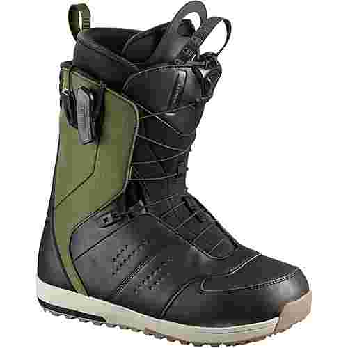 Salomon Launch Snowboard Boots Herren olive night