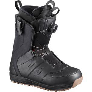 Salomon Launch Boa Snowboard Boots Herren black