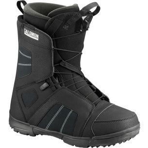 Salomon Titan Snowboard Boots Herren black