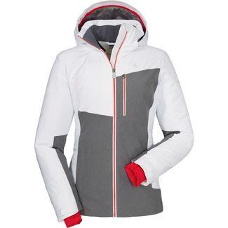Schöffel MARSEILLE Skijacke Damen bright white