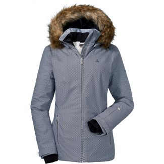 Schöffel COURCHEVEL Skijacke Damen bright white