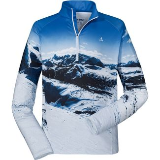 Schöffel Trois Vallees Funktionsshirt Herren princess blue