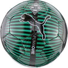 PUMA Borussia Mönchengladbach Miniball power green-puma black