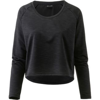 unifit Sweatshirt Damen schwarz