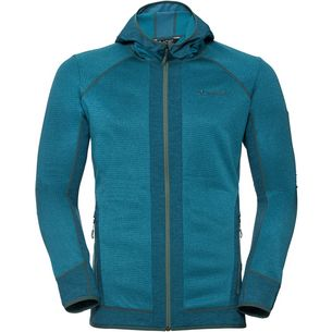 VAUDE Back Bowl Fleecehoodie Herren pacific