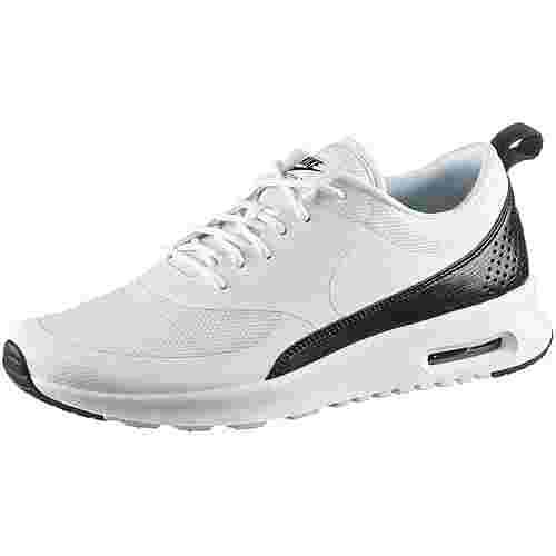 Nike AIR MAX THEA Sneaker Damen white-white-black