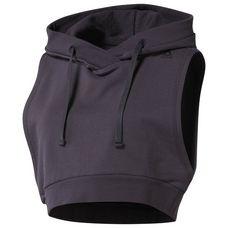 Reebok Funktionssweatshirt Damen Smoky Volcano