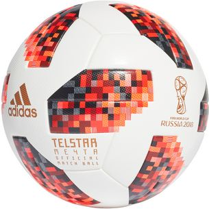 adidas World Cup KO OMB TELSTAR Fußball white