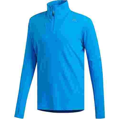 adidas Supernova Laufshirt Herren bright-blue