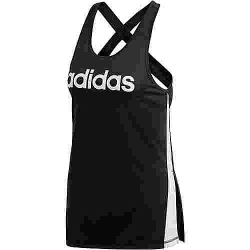 adidas Linear Tanktop Damen black