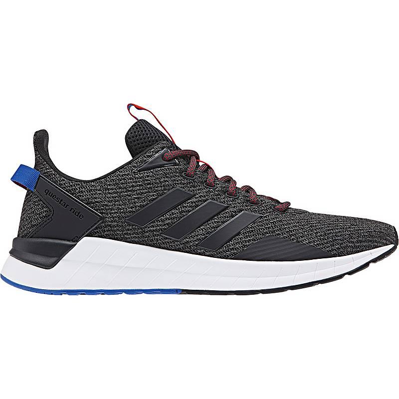 sports shoes d16bd 0ca3a adidas Questar Ride Laufschuhe Herren carbon-carbon-core-black