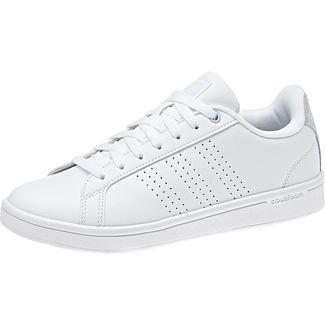 adidas Cloudfoam Advantage CL Sneaker Damen ftwr white-ftwr white-aero blue