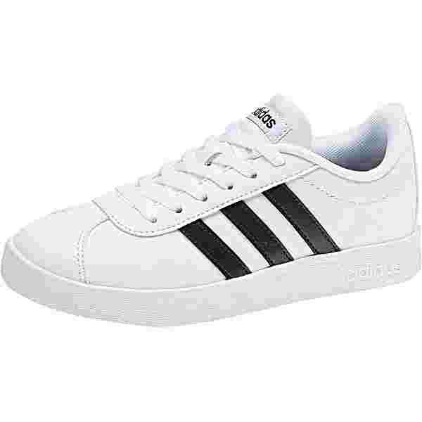adidas VL Court 2.0 Sneaker Kinder ftwr white