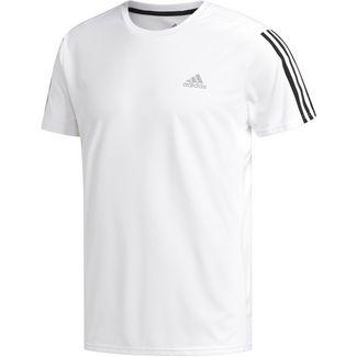 adidas RUN Laufshirt Herren white