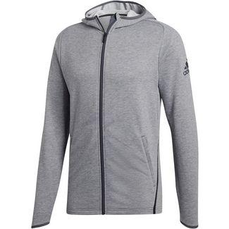 adidas Funktionsjacke Herren ch solid grey