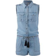 Only Jumpsuit Damen light-blue-denim