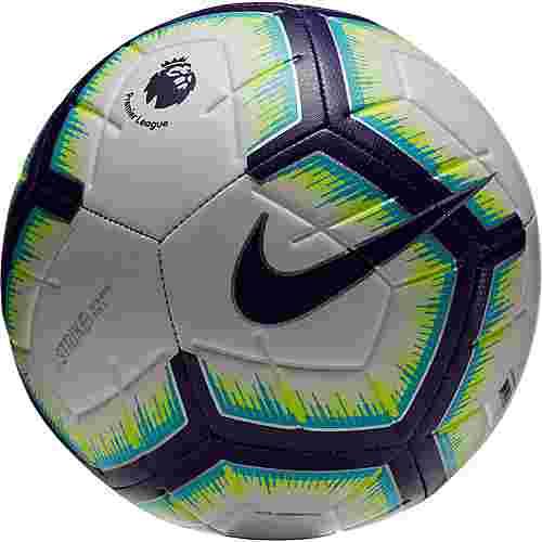 Nike BPL Fußball white-blue-purple-purple