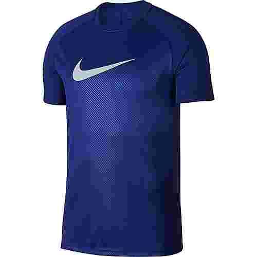 Nike Academy Funktionsshirt Herren deep royal blue-deep royal blue-wolf grey