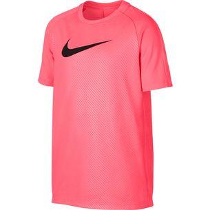 Nike Academy Funktionsshirt Kinder hot punch-hot punch-black