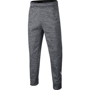 Nike Funktionshose Kinder dark grey-pure-white