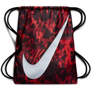 Nike Turnbeutel Kinder bright crimson-black
