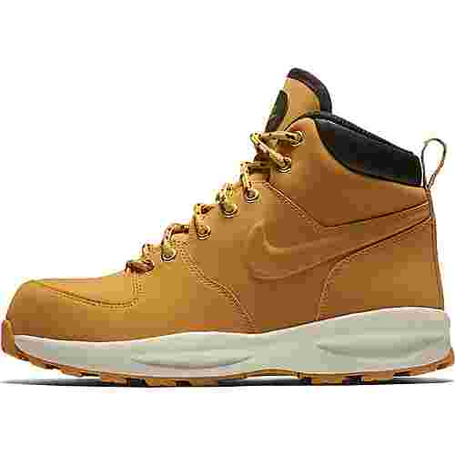 Nike Manoa Sneaker Kinder haystack-haystack-velvet brown