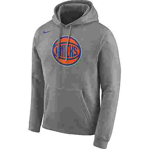 Nike New York Knicks Hoodie Herren dark grey heather