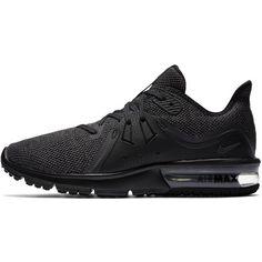 Nike Air Max Sequent3 Sneaker Damen black-anthracite