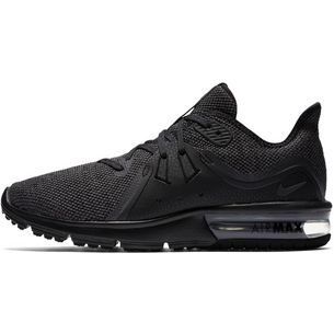 Nike Air Max Sequent3 Sneaker Damen black-anthracite