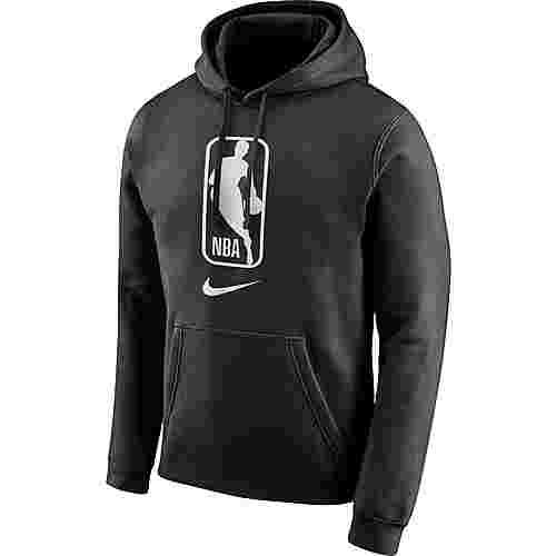 Nike NBA Hoodie Herren black