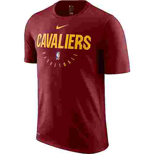 Nike Cleveland Cavaliers T-Shirt Herren team red