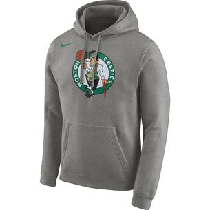 Nike Boston Celtics Hoodie Herren dark grey heather