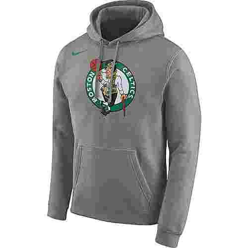 Nike Boston Celtics Hoodie Herren dark grey heather