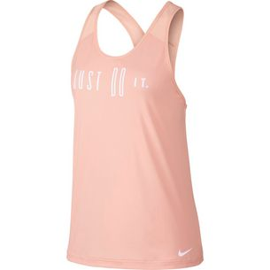 Nike Flow 2.0 Funktionstank Damen storm pink/white