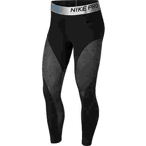 Nike Pro Tights Damen black/black