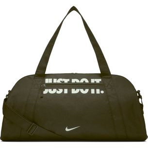 Nike Gym Club Sporttasche Damen olive canvas/light silver