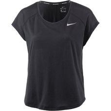 Nike Tailwind Cool Lux Laufshirt Damen black