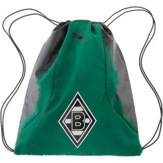 PUMA Borussia Mönchengladbach Turnbeutel power green-puma black