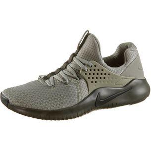 online store 640e9 b13ea Nike Free TR V8 Fitnessschuhe Herren dk-stucco-newsprint-black