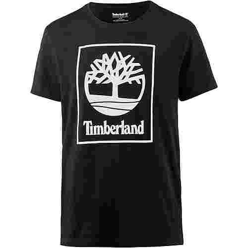 TIMBERLAND T-Shirt Herren black