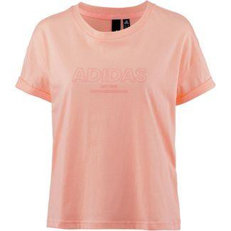 dd0d257a545ce T-Shirts » adidas Performance von adidas in rosa im Online Shop von ...
