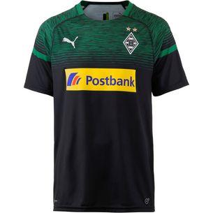 PUMA Borussia Mönchengladbach 18/19 Auswärts Fußballtrikot Herren puma black-power green